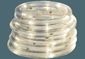 KONSTSMIDE 3045-100 LED Lichterschlauch,  Transparent,  Warmweiß