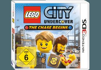 LEGO City Undercover - The Chase Begins [Nintendo 3DS]