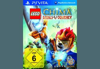 LEGO Legends Of Chima - Laval's Journey [PS Vita]
