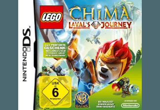 LEGO Legends of Chima: Laval's Journey [Nintendo DS]
