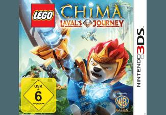 LEGO Legends of Chima: Laval's Journey (Software Pyramide) [Nintendo 3DS]