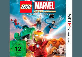 LEGO Marvel Super Heroes [Nintendo 3DS]