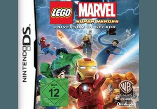LEGO Marvel Super Heroes [Nintendo DS]