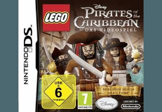 LEGO: Pirates of the Caribbean (Software Pyramide) [Nintendo DS]