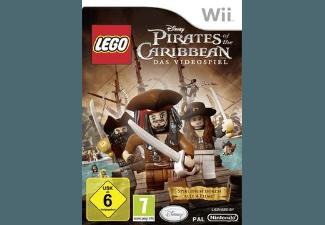 LEGO: Pirates of the Caribbean (Software Pyramide) [Nintendo Wii]