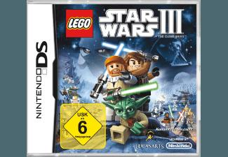 LEGO Star Wars 3 - The Clone Wars [Nintendo DS]