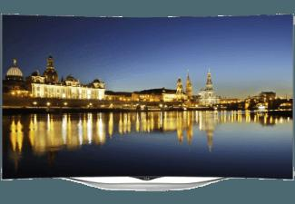 LG 55EC930V OLED TV (Curved, 55 Zoll, Full-HD, 3D, SMART TV)