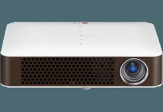 "LG PW700 Beamer (HD-ready, 700 ANSI Lumen, DLP 0,45"" 12° DMD 1.280x800)"