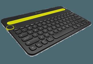 Tastaturen Logitech Bedienungsanleitung Bedienungsanleitung