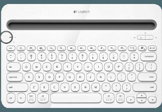 Tastaturen bedienungsanleitung bedienungsanleitung - Logitech living room keyboard k410 ...
