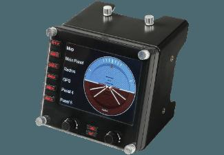MAD CATZ PRO Flight Instrument Panel Flugsimulator