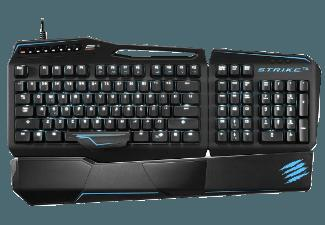 MAD CATZ S.T.R.I.K.E.TE Tournament Edition Mechanisches Gaming Keyboard