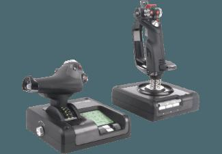 MAD CATZ X52 PRO Flight Control System Flugsimulator