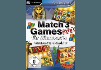 Match 3 Games für Windows 8 [PC]