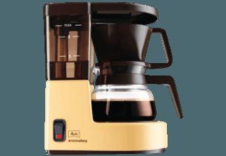 Melitta Kaffeemaschine aromaboy 1015-03 beige//braun