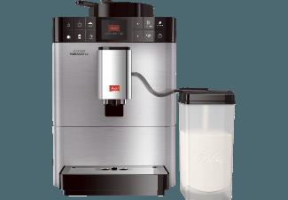 bedienungsanleitung melitta f 580 100 caffeo varianza csp kaffeevollautomat stahl kegelmahlwerk. Black Bedroom Furniture Sets. Home Design Ideas