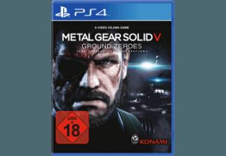 Metal Gear Solid 5 - Ground Zeroes [PlayStation 4]