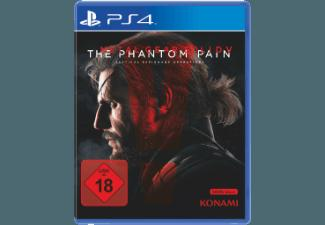 Metal Gear Solid 5: The Phantom Pain [PlayStation 4]