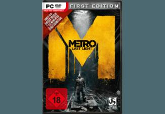 Metro: Last Light - First Edition - 100% UNCUT [PC]
