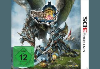 Monster Hunter 3 Ultimate [Nintendo 3DS]
