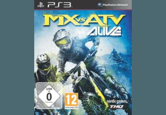 MX vs. ATV - Alive [PlayStation 3]