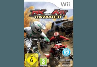 MX vs. ATV Untamed [Nintendo Wii]