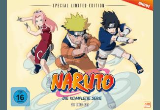 Naruto - Special Limited Edition (Gesamtedition) [DVD]