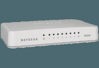 NETGEAR FS 208-100PES Switch
