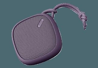 NUDEAUDIO Move M Tragbarer Bluetooth-Lautsprecher Plum