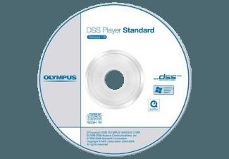 OLYMPUS N2281022 DSS Player Software Diktiermodul CD-ROM (Transkription) Diktiermodul