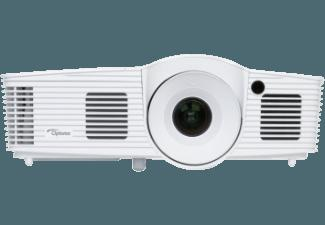 OPTOMA HD26 Beamer (Full-HD, 3D, 3.200 ANSI Lumen, DLP)