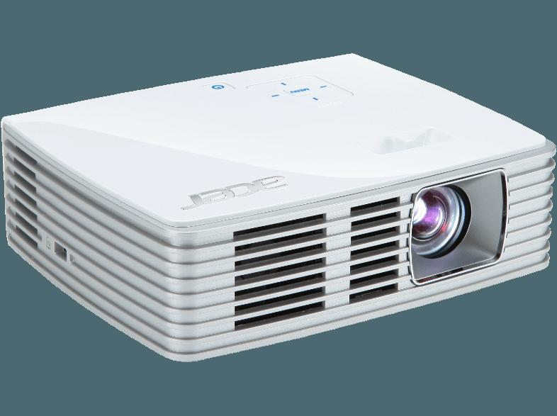 ACER K132 Beamer (HD-ready, 500 ANSI Lumen, DLP, LED), ACER, K132, Beamer, HD-ready, 500, ANSI, Lumen, DLP, LED,