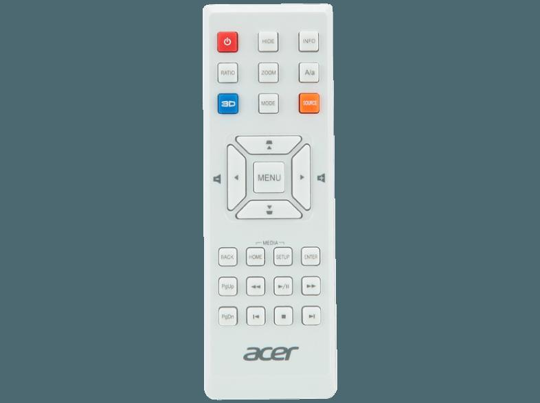 ACER K335 Beamer (HD-ready, 1.000 Lumen, DLP - LED)