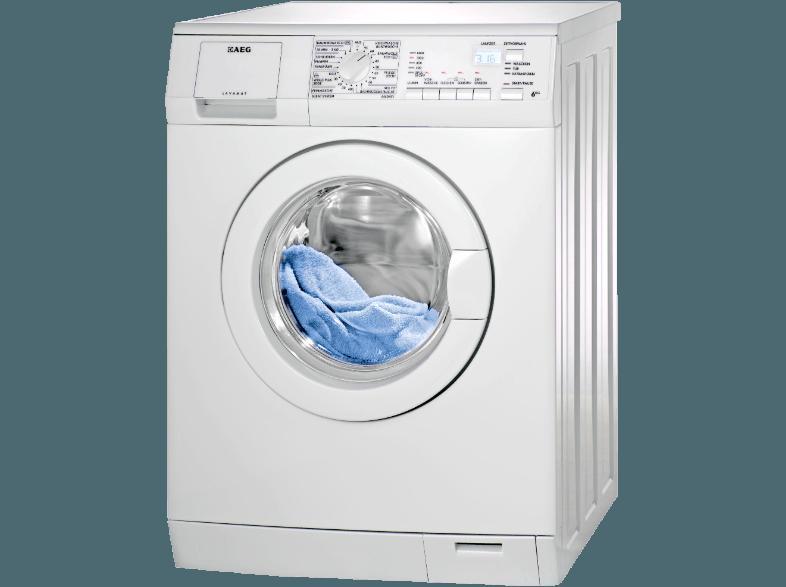 Bedienungsanleitung Aeg L6460afl Waschmaschine 6 Kg 1400 U Min A