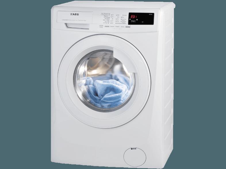 Bedienungsanleitung Aeg L68480fl Waschmaschine 8 Kg 1400 U Min A