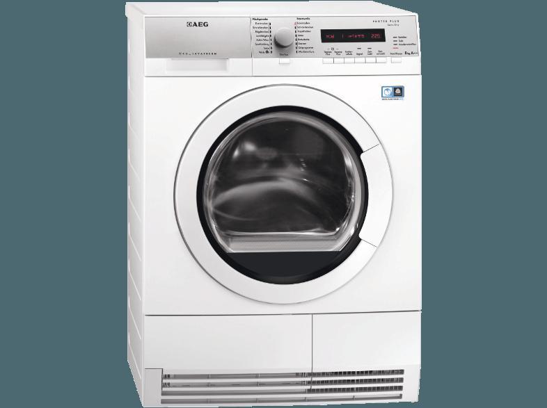 Bedienungsanleitung aeg lavatherm t 77684 eih kondensationstrockner