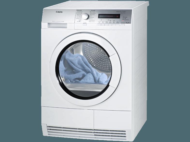 Aeg lavatherm t ih wärmepumpentrockner weiß a euronics