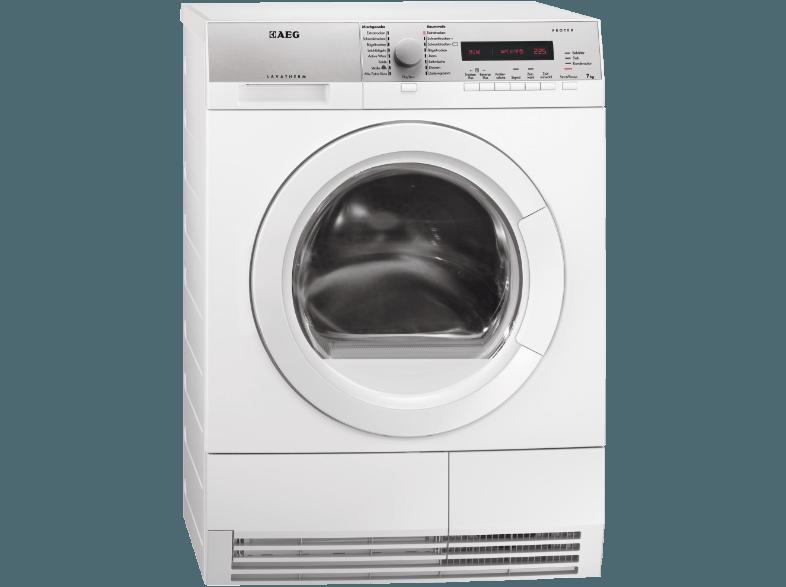 Bedienungsanleitung aeg lavatherm t ah kondensationstrockner