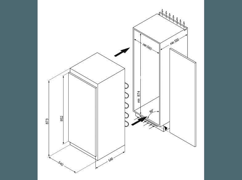 Amica Kühlschrank Gebrauchsanweisung : Bedienungsanleitung amica evks 16162 kühlschrank 120 kwh jahr a