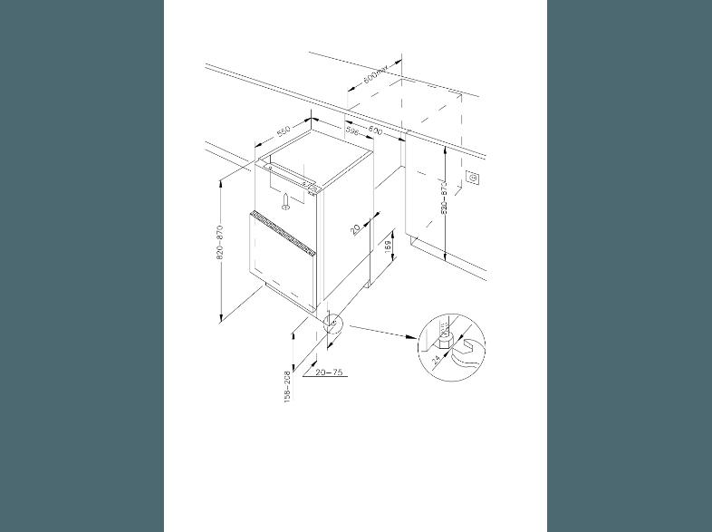Amica Kühlschrank Einstellen : Bedienungsanleitung amica uks kühlschrank kwh jahr a