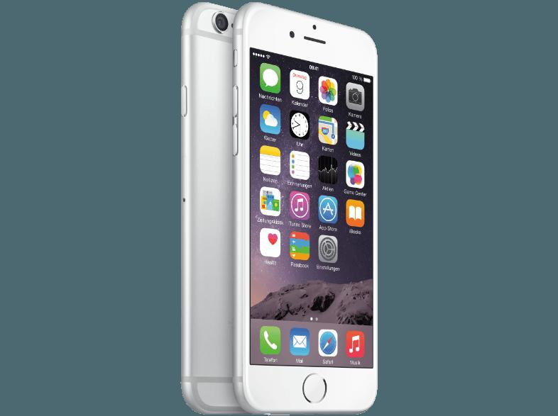 bedienungsanleitung apple iphone 6 16 gb silber bedienungsanleitung. Black Bedroom Furniture Sets. Home Design Ideas