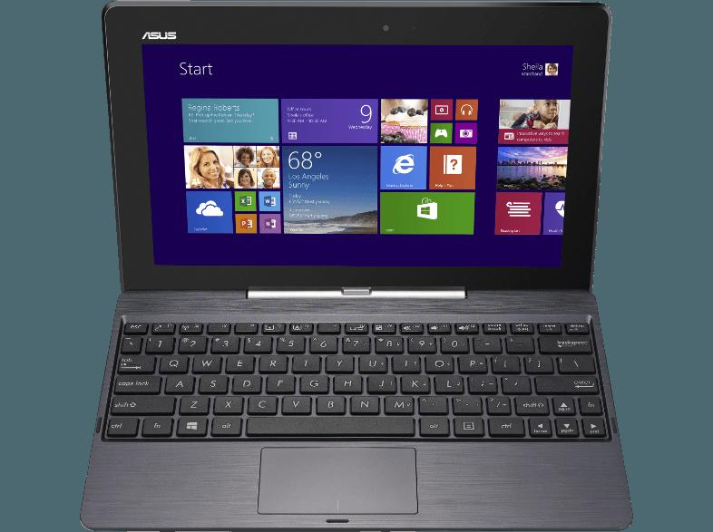 ASUS Transformer Book T100TA-DK005H 532 GB  Notebook Silber