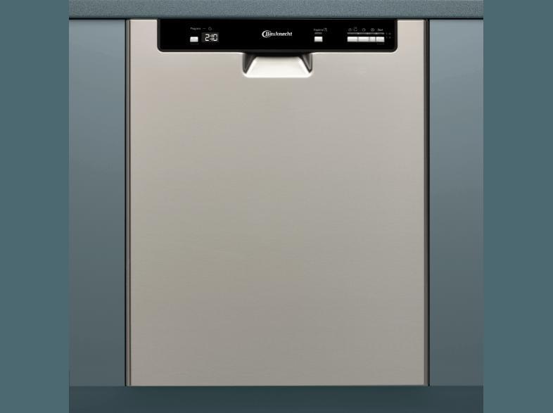 bedienungsanleitung bauknecht gsu 61204 a in geschirrsp ler a 597 mm breit 48 db a. Black Bedroom Furniture Sets. Home Design Ideas