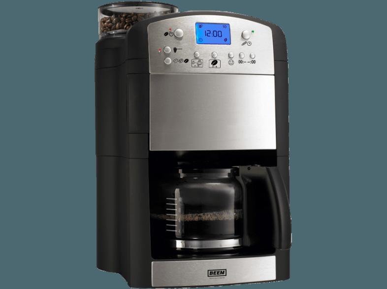 Beem kaffeemaschine mit mahlwerk bedienungsanleitung for Gunstige kaffeemaschine