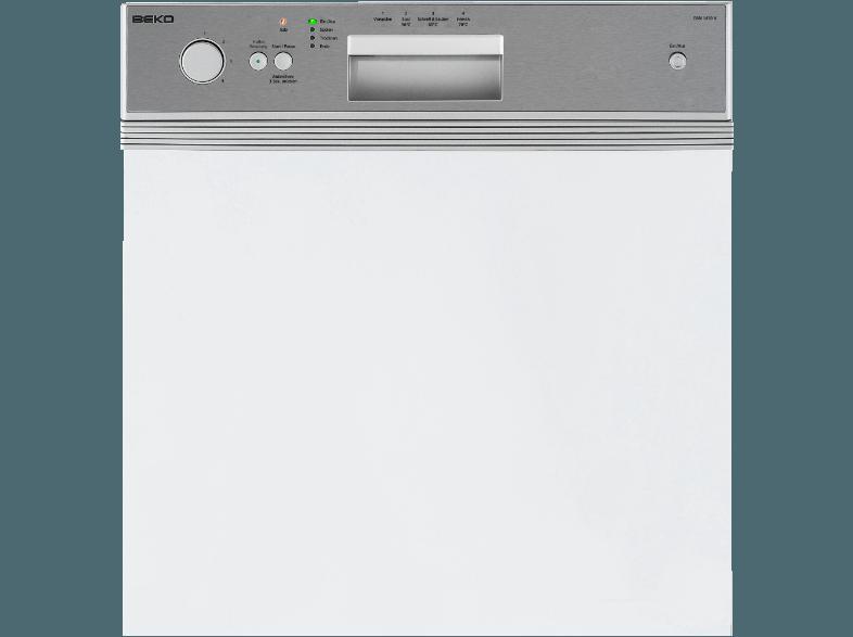 Bedienungsanleitung Beko Dsn 1430 X Geschirrspuler A 598 Mm Breit