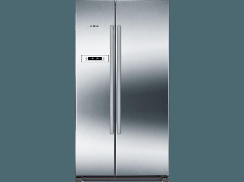 Bosch Kühlschrank Einstellung Super : Bedienungsanleitung bosch kan vi side by side kwh jahr a
