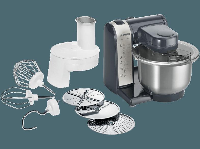 Bedienungsanleitung BOSCH MUM48A1 Küchenmaschine Mehrfarbig 600 Watt Bedienungsanleitung