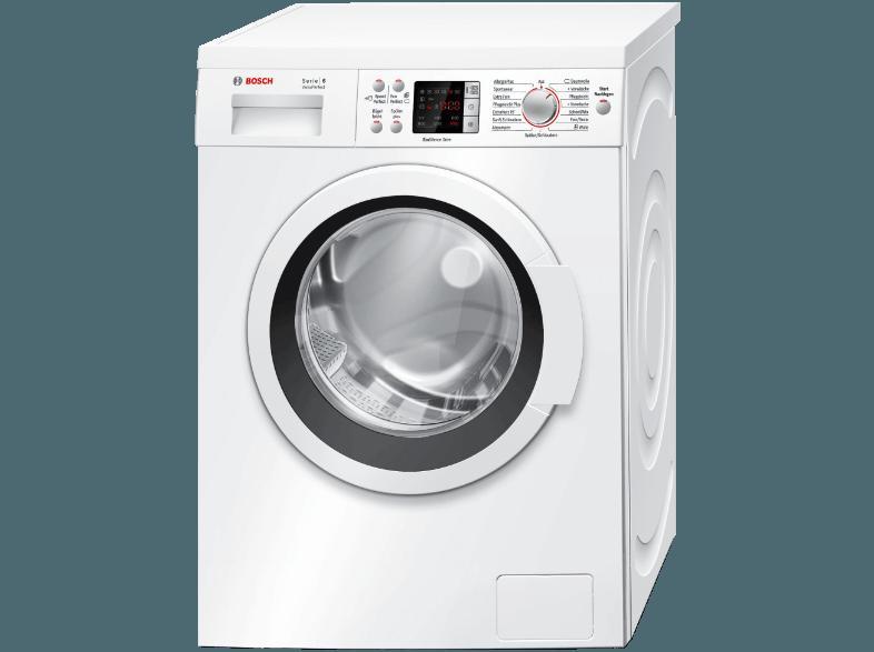 Bosch waq28422 bedienungsanleitung