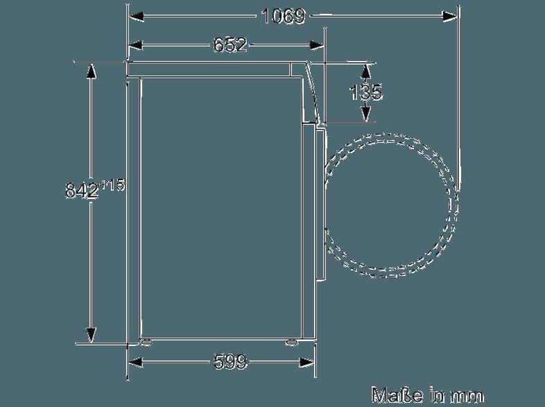 bedienungsanleitung bosch wtw875w0 kondensationstrockner. Black Bedroom Furniture Sets. Home Design Ideas