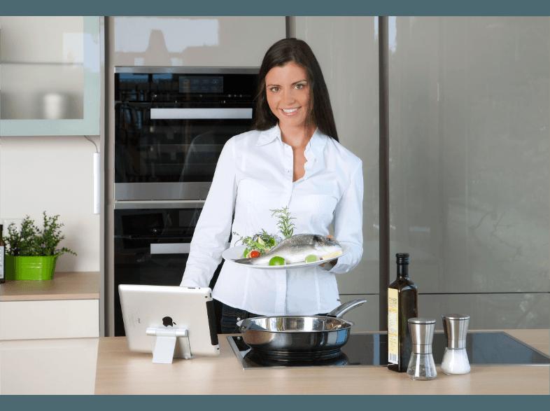 bedienungsanleitung cuciniale iphf01 tablett halter f r. Black Bedroom Furniture Sets. Home Design Ideas